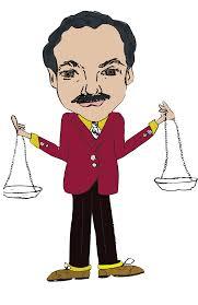 laurinda designs illustrations text lawyer bob lawyer bob