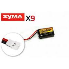 <b>LiPo</b> 3,7В(1S) <b>500mAh</b> 20C Soft Case Molex plug (for <b>Syma</b> X9 ...