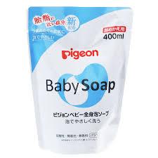 Купить жидкое <b>мыло</b>-<b>пенка</b> Pigeon от 0 мес <b>сменный блок</b>, 400 ...