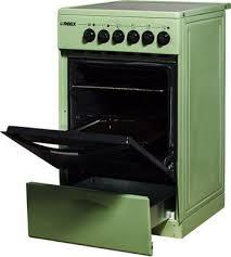 <b>Электроплита Reex CSE-54 gGn</b> зеленый купить в интернет ...