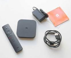 Купить <b>Медиаплеер XIAOMI Mi</b> TV Box S в интернет-магазине ...