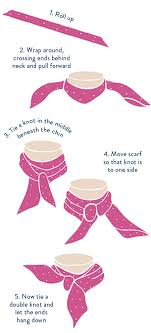 How to Tie a <b>Silk Scarf</b> in <b>2019</b> | <b>Scarf</b> knots, <b>Scarf</b> styles, How to ...