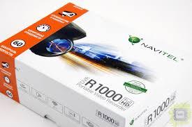 Обзор автомобильного <b>видеорегистратора</b> NAVITEL R1000 с ...