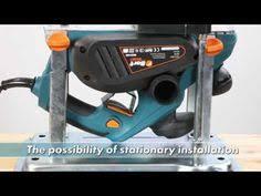 Mini Power <b>Planer</b> Stand / Jointer / Thicknesser - Hand Tool ...