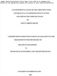 Writing a Dissertation Dissertation proposal guidelines august Is identical to demonstrate the  master s thesis cover page Of the
