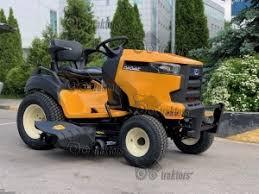 Садовый <b>трактор Cub Cadet XT3</b> QS127 - купить в Москве по ...