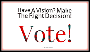 Election Quotes – Voting Slogans - Quotes and Sayings via Relatably.com