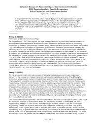 sample of reflective writing essay  essay example sample resume