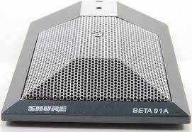 Купить <b>Микрофон SHURE BETA</b> 91A с бесплатной доставкой по ...