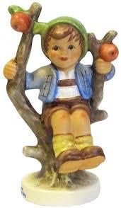 Hummel figurine Apple Tree Boy, <b>original</b> MI Hummel <b>Collection</b>, <b>gift</b> ...