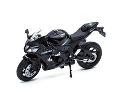 <b>Модель мотоцикла</b> Kawasaki Ninja ZX-10RR <b>Welly</b> — купить в ...