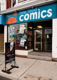 Image result for little island comics