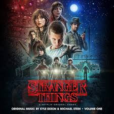 <b>Stranger Things</b>, Vol. 1 (A Netflix Original Series Soundtrack) — Kyle ...