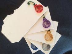 46 Best Quilled gift tags :D images   Gift tags, Quilling, Quilling cards