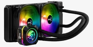 <b>Aerocool Pulse</b> L240F и L120F: необслуживаемые СЖО с RGB ...