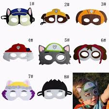 RB-Children Gift <b>Superman</b> Masks PAW PATROL Party Masks ...
