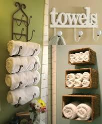 guest bathroom towels: towels towel holders for rustic and diy useful bathroom decorations
