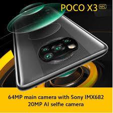 [<b>World Premiere</b> Flash Sale In <b>Stock</b>] POCO X3 NFC Global Version ...