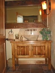 rustic bathroom vanity lighting x