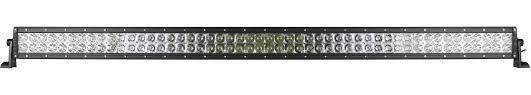 rigid industries 50 e series led light bar quadratec