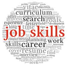 career consulting global resource connections job skills concept in word tag cloud on white background