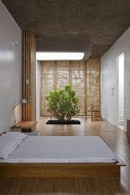 japanese style bedroom interior wood floor bonsai tree minimalist bedroom ideas bonsai tree interior