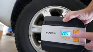 """<b>Digital</b>"" Air Compressor? Suaoki DC <b>12V Tire</b> Inflator - YouTube"