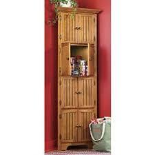 cabinet tall corner pantry
