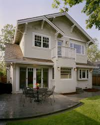 craftsman exterior by jca architects american craftsman style