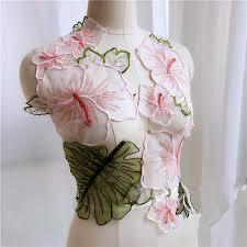 <b>10PCS</b>/ Lot <b>wedding dress</b> applique <b>lace</b> DIY bridal headdress ...