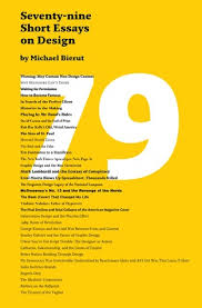 short essays on design by michael bierut  reviews discussion