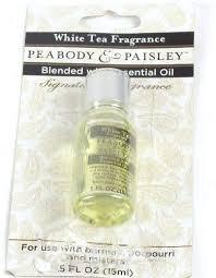 Peabody & Paisley <b>Signature Fragrance White Tea</b> Liquid Air ...