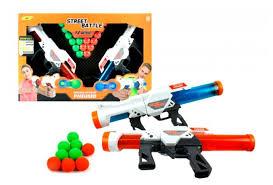 <b>Оружие</b> с мягкими шариками <b>1 TOY</b> Street Battle (Т13652 ...