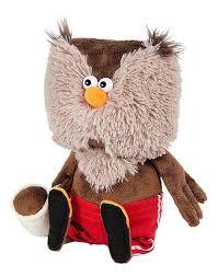 Купить мягкая игрушка <b>Maxitoys Сова</b> & Coffee в Коробке, 25 см ...