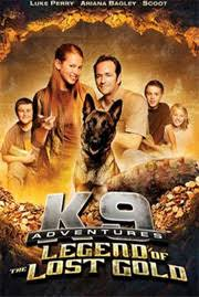 K-9 Adventures: Legend of the Lost Gold (2014)