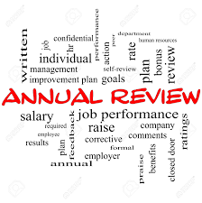 annual review word cloud concept in red caps great terms annual review word cloud concept in red caps great terms such as job performance