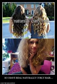 So I have REAL naturally curly hair.... - When You See It... via Relatably.com