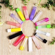 <b>1 Pieces</b> Small Portable Lipstick Tube Lip Balm Containers 5ml ...