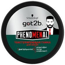 Купить <b>Got2b Текстурирующая глина phenoMENal</b>, сильная ...