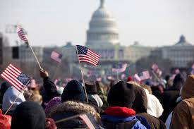 Image result for Inauguration Day in 2017