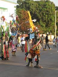 jubilation during trying times carnival in bissau for these few days euphoria rules over this small patch of poverty mardi gras jubilation relieves the dramas and traumas the tensions and drudgery of