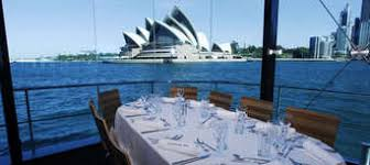 Sydney Harbour <b>Premium Dinner</b> Cruise with Drinks | Experience Oz