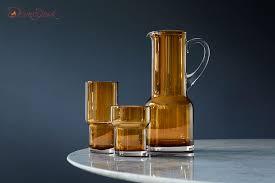 <b>Набор</b> из 2 <b>стаканов Utility 300</b> мл охра - Купить <b>набор</b> бокалов ...