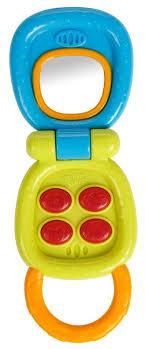 <b>Bright Starts</b> игрушка развивающая «Маленький <b>телефончик</b> ...