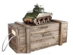 <b>Радиоуправляемый танк Torro Sherman</b> M4A3 2.4GHz 1:16