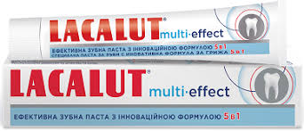 <b>Зубная паста Lacalut</b> Multi-<b>effect</b> – <b>Lacalut</b>