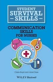 Communication <b>Skills</b> for Nurses : <b>Claire Boyd</b> : 9781118767528