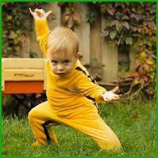 Baby Boys <b>Fashion</b> Clothes Bruce Lee <b>Style</b> Jumpsuit Kung Fu ...