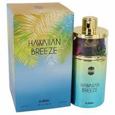 <b>Hawaiian Breeze</b> by <b>Ajmal</b> Eau De Parfum Spray 2.5 oz for Women ...