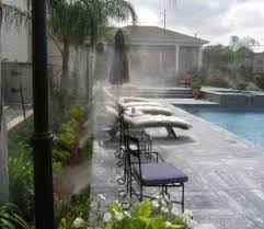 patio cooling systems